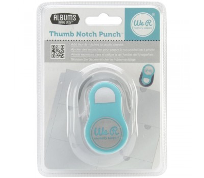Дырокол Thumb Notch Punch от We R Memory Keepers